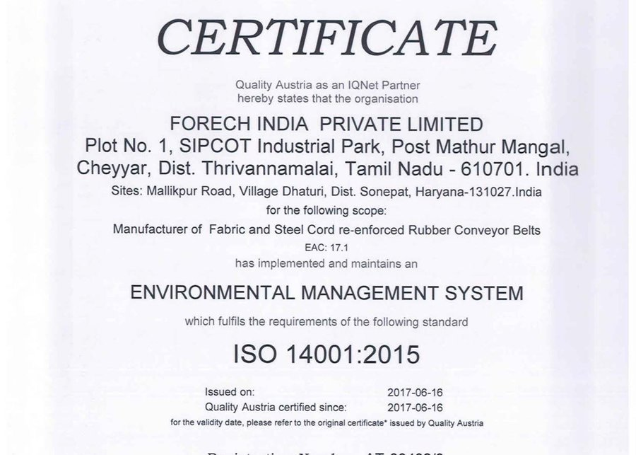 Iso 14001 Latest 2020 1